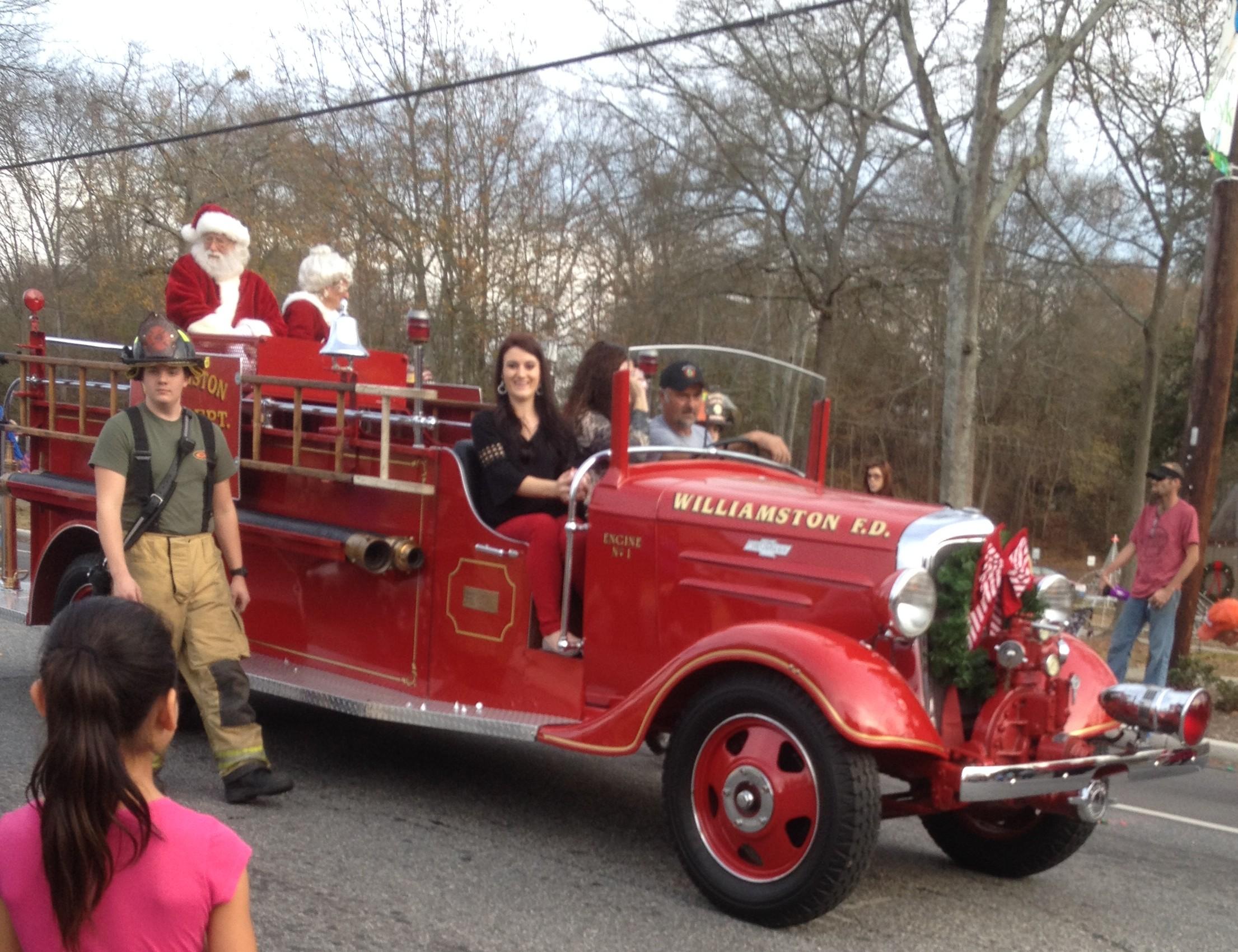 Williamston Christmas Parade